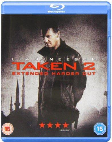 Blu-ray : Taken 2 (Blu-ray)