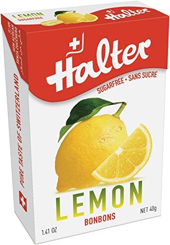 Halter Sugar-Free Lemon Bonbons (Pack of - Halter Drop