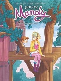 Nanny Mandy, tome 1 : Mathis et le grand trésor par Chamblain