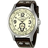 Hamilton H76515523 Khaki Aviation QNE Automatic Men's Watch