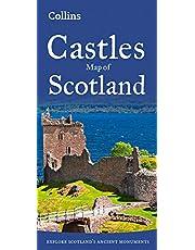 Castles Map of Scotland: Explore Scotland's ancient monuments