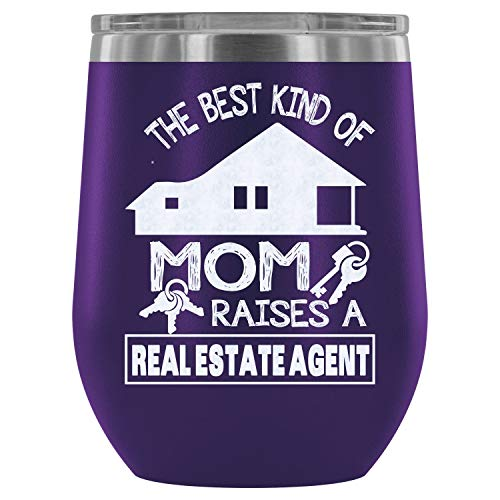Mom Mug-Stainless Steel Tumbler Cup with Lids for Wine, Railroader Mom  Wine Tumbler, I Love Mommy  Vacuum Insulated Wine Tumbler (Wine Tumbler 12Oz - Purple)]()