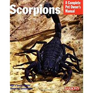 Scorpions (Complete Pet Owner's Manual) 20