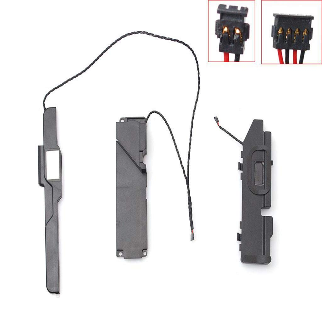 Early 2011, Late 2011 /& Mid 2012 B Baosity New Replacement Internal Right /& Left Speaker L /& R Speakers Set for MacBook Pro 13 A1278