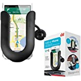DCI Hold-Ur-Phone Mobile Device Holder - Retail Packaging - Black