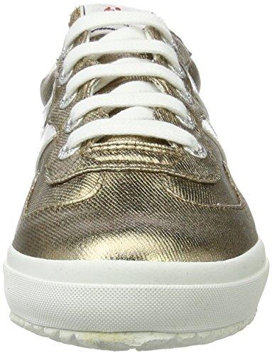 Superga para Marrón Bronze cotmetw Mujer 2832 Zapatillas rgOr8F