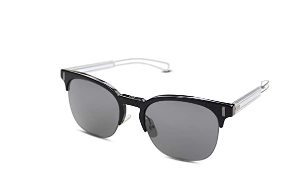 f93954268ff Image Unavailable. Image not available for. Color  Christian Dior Black Tie  207 S Sunglasses ...