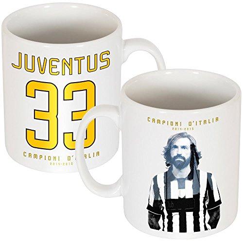 Juventus Pirlo Campioni d'Italia 33 cardioversión