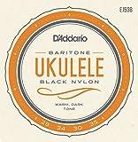 D'Addario EJ53B Pro-Arté Rectified Ukulele Strings, Baritone