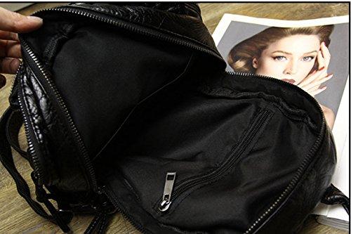 Oruil - Bolso mochila  de Material Sintético para mujer Modus 1