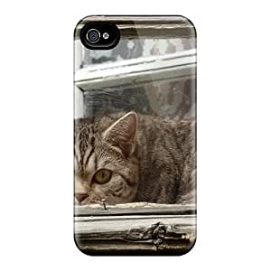 For While The Time Runs Protective Case Cover Skin/iphone 4/4s Case Cover by runtopwell