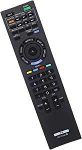UBay RM-YD040 Remote Control Compatible with Sony Bravia Home Theater System (148782911) with 3D Button: KDL-46HX800 KDL-40HX800 KDL-55HX800 KDL32EX500