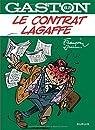 Gaston - Hors série, tome 5 : Le contrat Lagaffe par Franquin