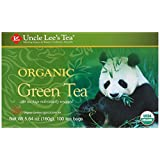 Uncle Lee'S Legends Of China Organic Green Tea 100 Bags