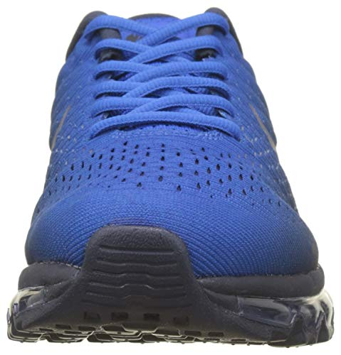 Chaussures De Obsidienne Air 2017 400 Max Nike obsidienne Signal Bleu Gymnastique Hommes Multicolore S XxawqfH6