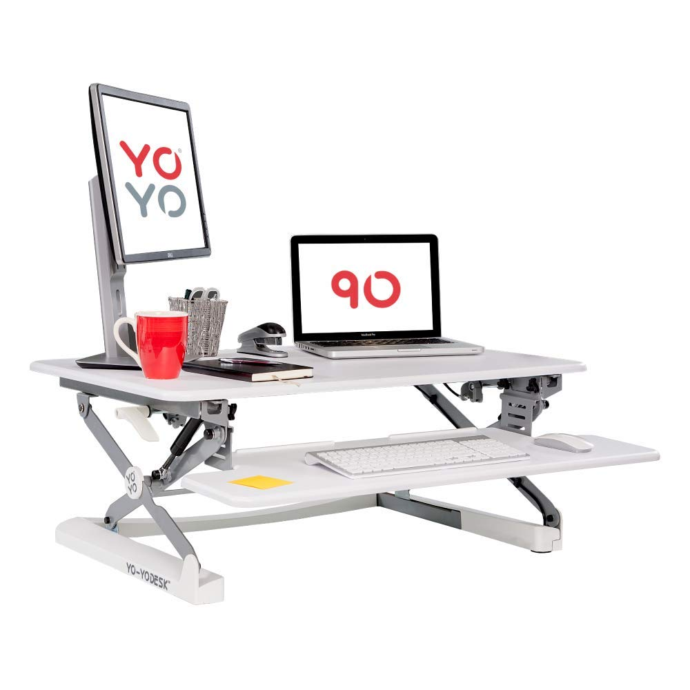 Sitz Steh Schreibtisch Steharbeitsplatz Computertisch Für Meistens