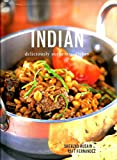 img - for Indian Deliciously Authentic Dishes book / textbook / text book