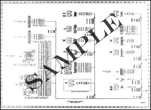 1987 Chevy Astrogmc Safari Van Wiring Diagram Original General