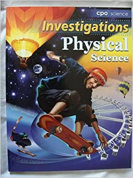 Book Investigations Physical Science