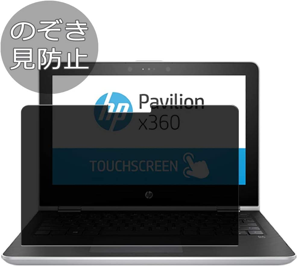 Synvy Privacy Screen Protector Film for HP Pavilion x360 11m-ad000 / ad013dx 11.6