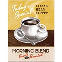 Nostalgic Art Morning Blend Magnet