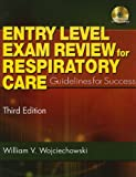 img - for Entry Level Exam Review for Respiratory Care (Book Only): 3rd (Third) edition book / textbook / text book