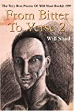 The Very Best Poems of Will Shad, William Shad, 0595200966