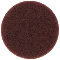 Scotch-Brite(TM) Clean and Finish Disc, Aluminum Oxide, 5 Diameter, A Very Fine Grit (Pack of 100)