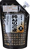 Jun Kuki Neri sesame black stand pack 170g