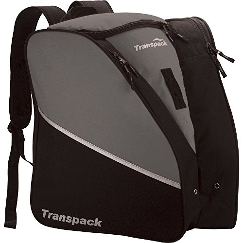 Transpack Edge Ski Boot/Gear Bag Backpack ~ Gray