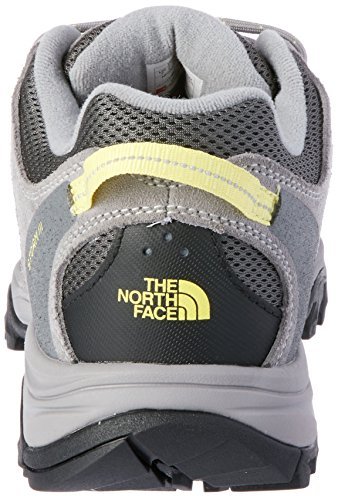 The North Face Womens Storm Iii Impermeabile Darkgull Grigio E Chiffon Giallo