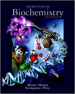principles of biochemistry 5th edition moran