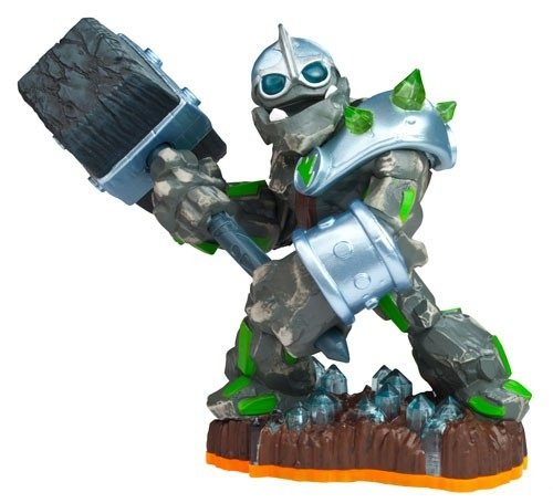 Skylanders Giants: Crusher Giant Character]()