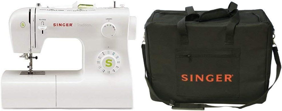 Singer Tradition 2273 - Máquina de coser mecánica, 22 puntadas ...