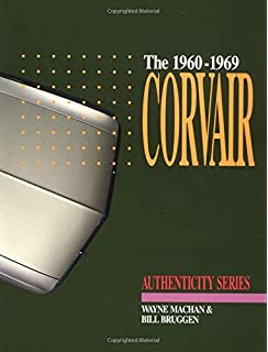 the corvair a guide to series
