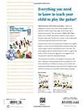 Alfred's Teach Your Child to Play Guitar, Bk 2: The Easiest Guitar Method Ever!, Book & CD