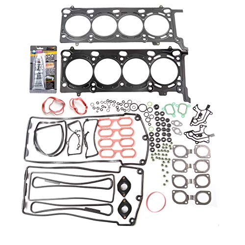 cciyu Head Gasket Kit Replacement fit for 540i 740i BMW 840Ci X5 Range Rover 11120004553 96-03