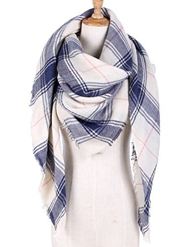 The 8 best tartan scarves