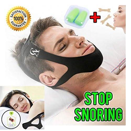 Anti Snoring Chin Strap Complete Tiendamia Com