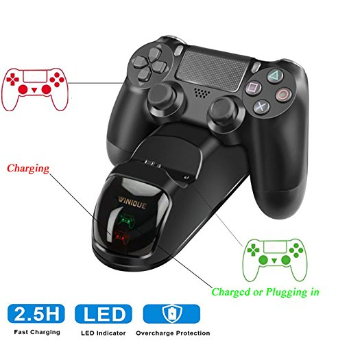 Charger For Ps4 Controller Dualshock 4 Controller Usb