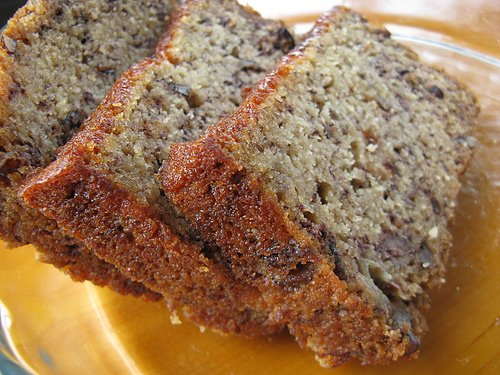 The Best Banana Bread In The World: No Sugar and No Wheat