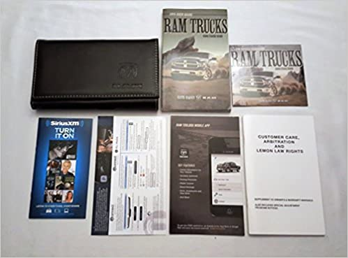 2015 dodge ram 2500 owners manual