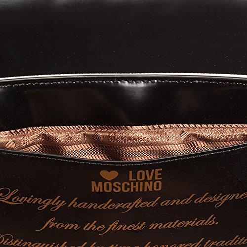 Love Moschino Borsa A Spalla Avorio