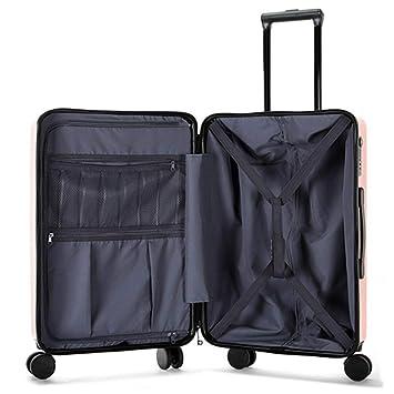 088c1a13db30 Amazon.com: YXNN 2 Pack Spinner Suitcase Luggage - 360° TSA Lock ...