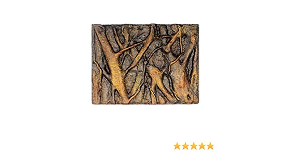 Hunpta - Fondo de espuma 3D para acuario, diseño de roca y reptil, para decoración de peceras (I): Amazon.es: Productos para mascotas