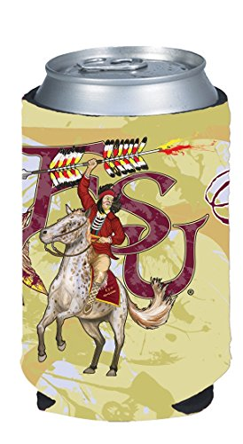 Florida State Seminoles Insulated Bottle (Florida State Seminoles Guy Harvey Can Beverage Insulator)