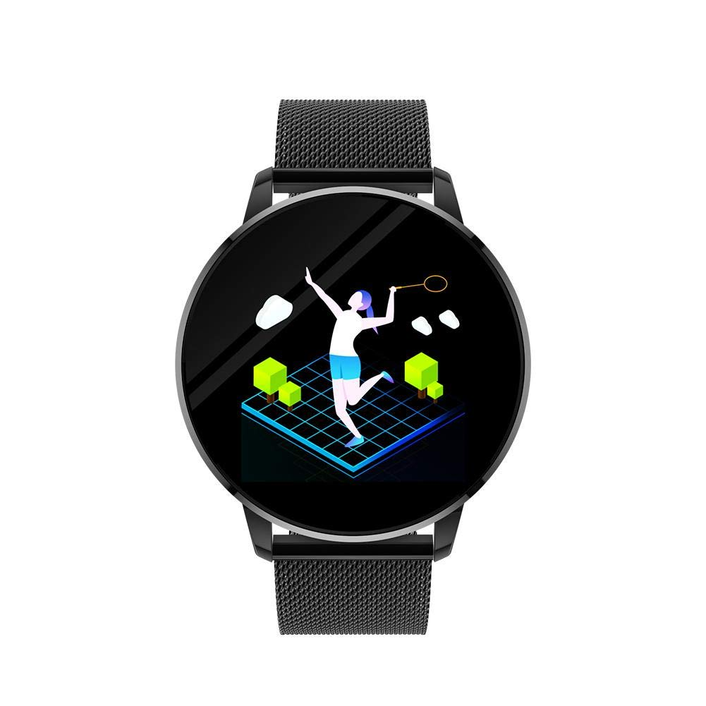 Rejoicing W3 Reloj Inteligente Impermeable Fitness Pulseras ...