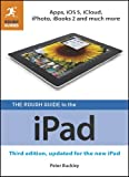 iPad - Rough Guide, Peter Buckley and Rough Guides Staff, 1409363945