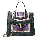 XiCi Designer Handbags For Women, Satchel Bags For Women (Green1)