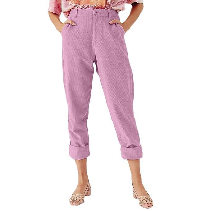 Pantalones Militares Mujer, Pantalones Anchos Mujer ...